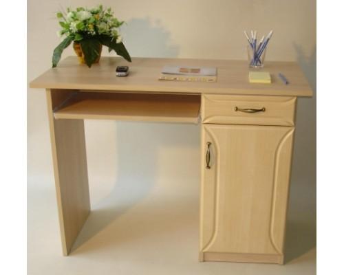 100x50-es számítógépasztal (fóliás)
