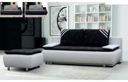 Slider C kanapé és puff