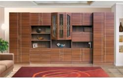 Viktória szekrénysor 400 cm (fiókos)