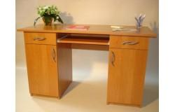 130x60-as számítógépasztal