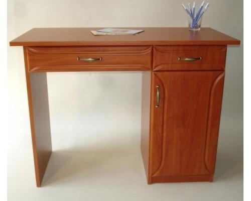 Duplafiókos íróasztal (fóliás)